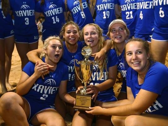 Div. I Beach Volleyball State Final