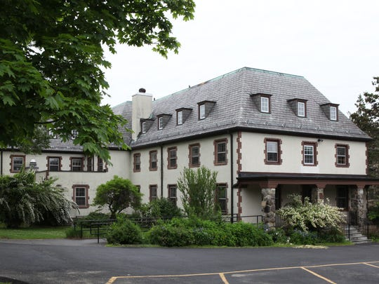 Exterior of Maryknoll building that was sold along with a 25-acre parcel on the missionary order's 40 Somerstown Road site off Route 133 in Ossining.The property was bought by the Bethany Arts Community in a deal that closed in September 2015 and was announced in November 2015. The property came with a $2.75 million price tag, according to county records