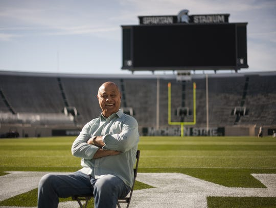 Former MSU great Bob Apisa is producing a documentary