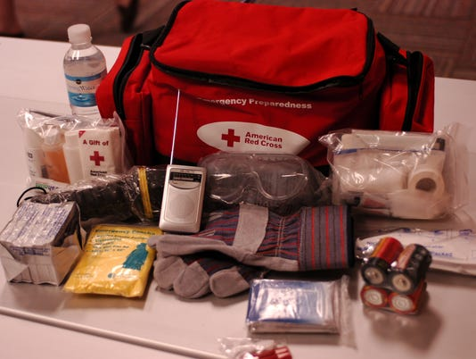 Red Cross emergency preparedness