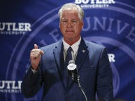 Butler extends Barry Collier's contract as athletic director to 2024