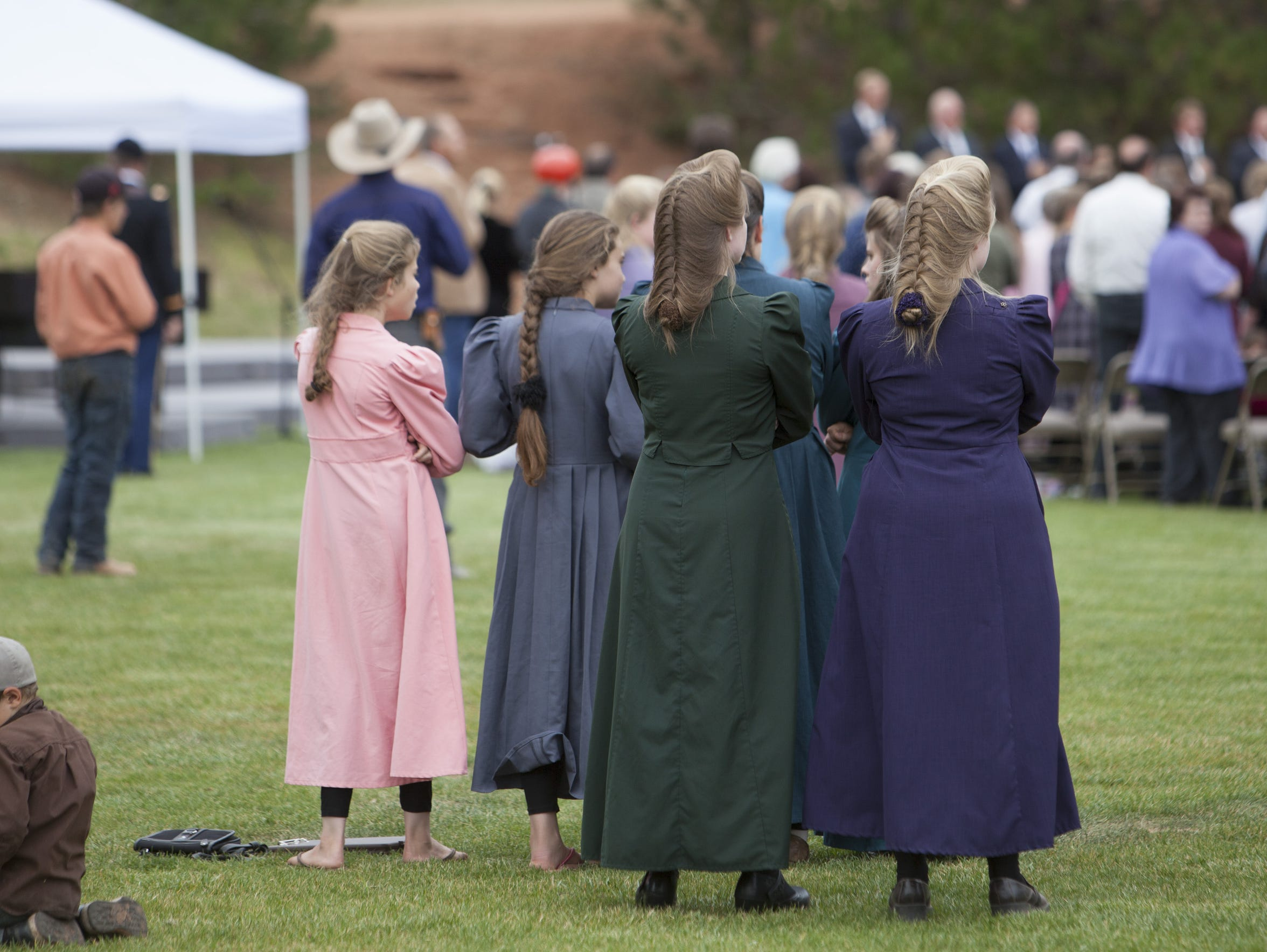 Southern Utah towns are seeing an influx of FLDS families.
