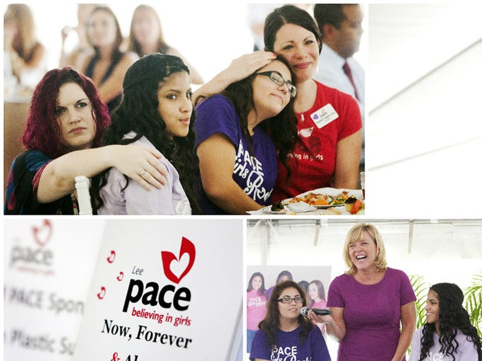 Scenes from the PACE Center for Girls, Lee County's