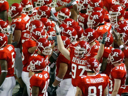 The 2005 Insight Bowl was the culmination of a journey for Rutgers redshirt seniors who committed to the 2001 recruiting class.