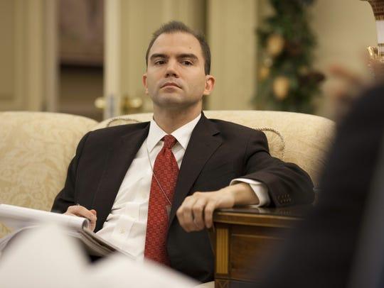 Former Deputy National Security Advisor Ben Rhodes
