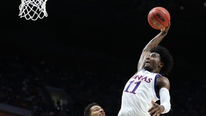 Will Josh Jackson be there for the Suns to take at No. 4?