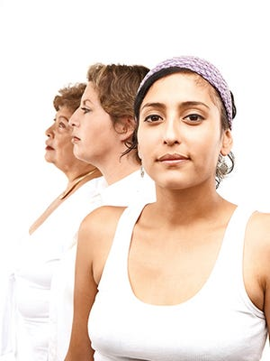 Hispanic women try to deal with generational differences when it comes to life, love and relationships.