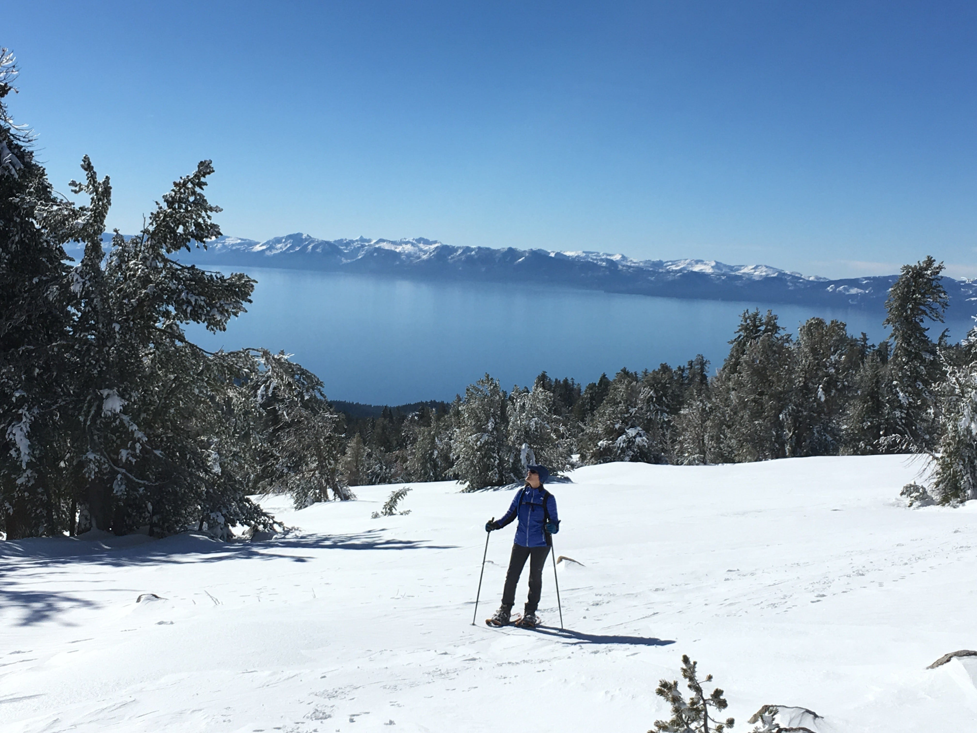 Look - Wear to what skiing in tahoe video