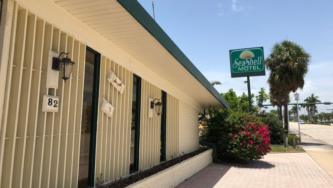 The Sea Shell Motel at 82 Ninth St. in downtown Naples has closed and been sold for redevelopment.