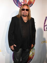 Vince Neil is the headliner for this year's WAPL Xmas