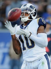 The Rams' Pharoh Cooper could land a Pro Bowl berth