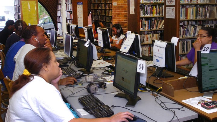 A parishwide library system remains elusive