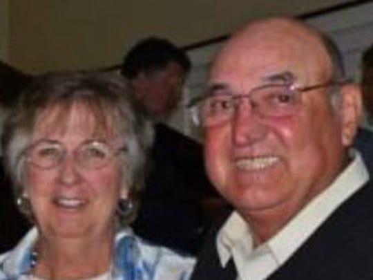 Gail McGowan Scott and Boots Scott
