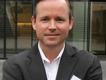 Journalist and computer security expert Brian Krebs, author of