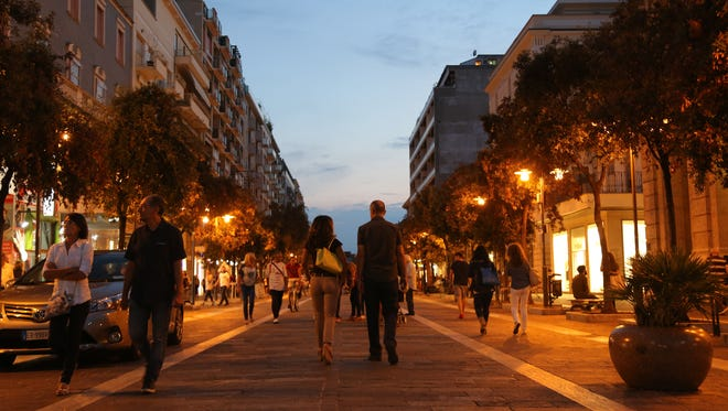 The salt-flecked city of Pescara thumps with an energy that belies its 120,000 inhabitants, as throngs of shoppers and families stroll the old city's main artery in search of fashion deals and good eats.
