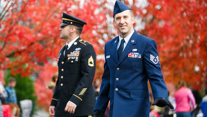 Veterans will be celebrated on Friday, Nov. 10, and Saturday, Nov. 11, with discounts and freebies from business across the country.