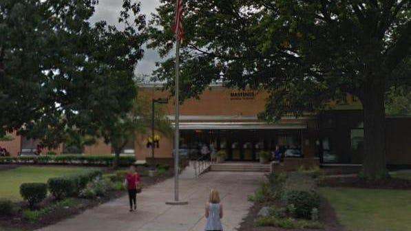Hastings Middle School in Upper Arlington School District