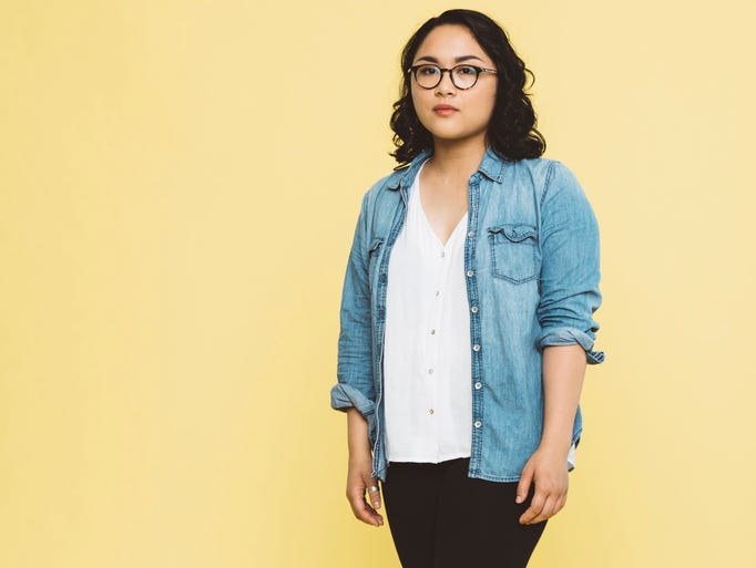 Indie pop artist Melina Duterte, who goes by the stage