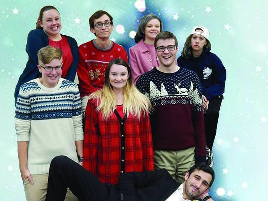 """The Twilight Players present their annual """"Holiday Spectacular"""" Dec. 2 at Lyndon State College."""