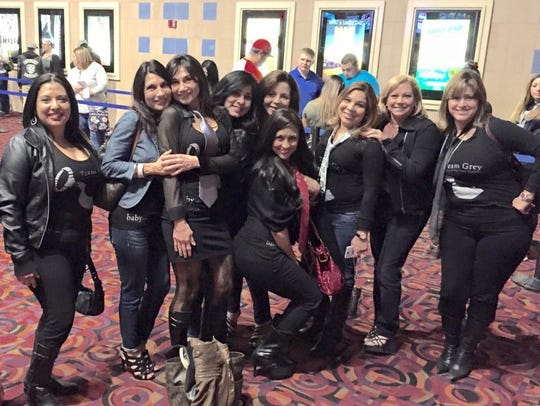 Fifty Shades of Corpus Christi women gather together