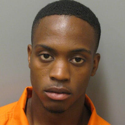 Shaundarius Brown is charged with capital murder