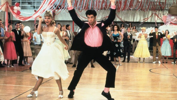 """Grease"" returns to select theaters for three days"