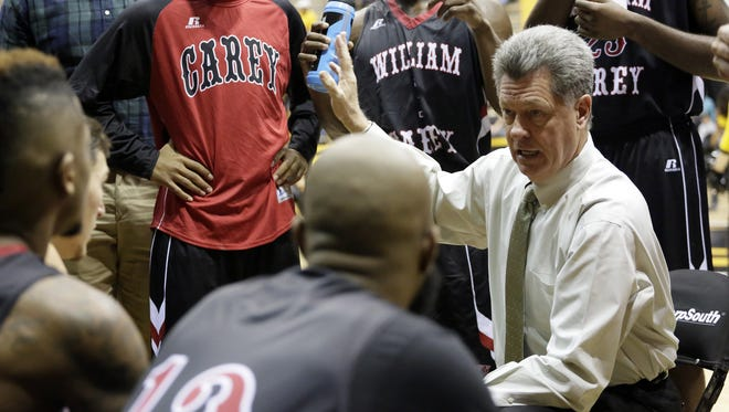 William Carey athletic director and head basketball coach Steve Knight says that 2015-16 was a standout year for the university's athletic programs.