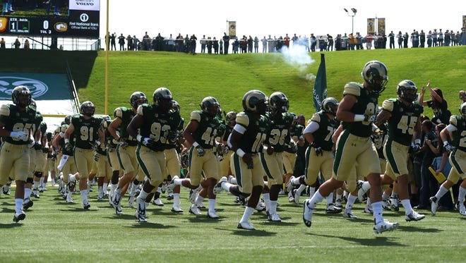 The Rams take the field against UC-Davis on Sept. 13.