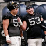 Day 7 of Purdue Spring Football Practice