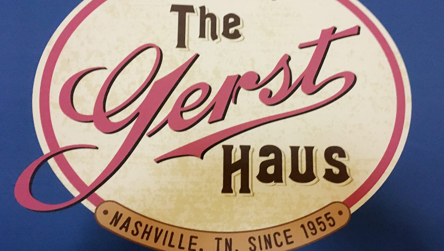 Closing of Gerst Haus rolls out a barrel of funny stories