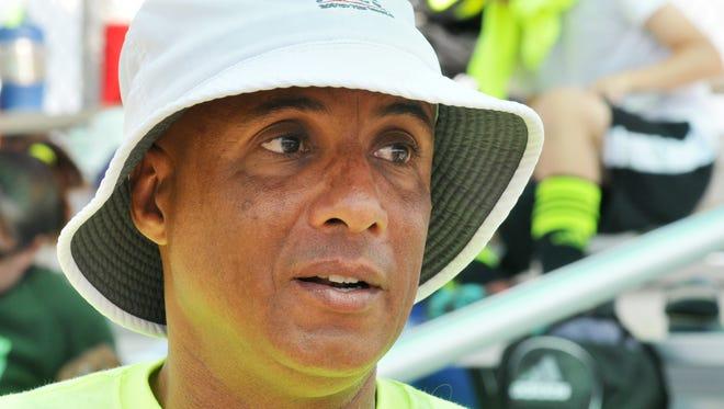 Florida Tech women's soccer coach Fidgi Haig has passed away.