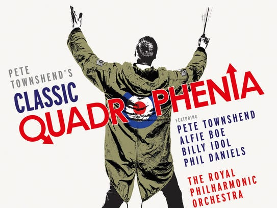Pete Townshend's Classic Quadrophenia releases June