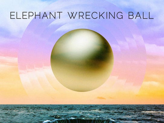 "Elephant Wrecking Ball's latest EP is ""Engage."""