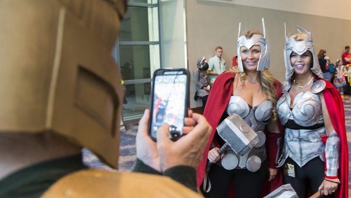 Phoenix Comicon returns June 2-5 to the Phoenix Convention