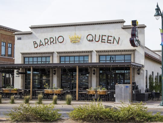 This is Barrio Queen in downtown Gilbert.