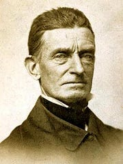 "The famous Abolitionist John Brown did his ""trading"""