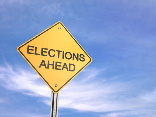 Elections Ahead photo