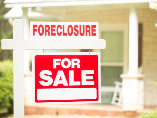 Foreclosures have recently waned in Arizona.