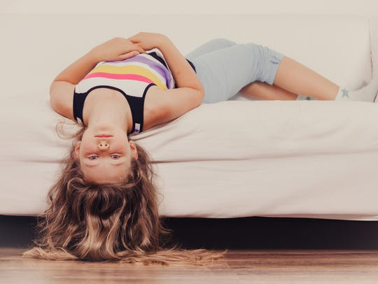 Maybe feeling bored means it's time for kids to use their noggins and figure out how to entertain themselves, even if it's simply to daydream.