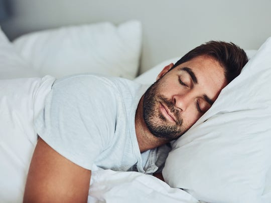Adults should get seven to eight hours of sleep per night.