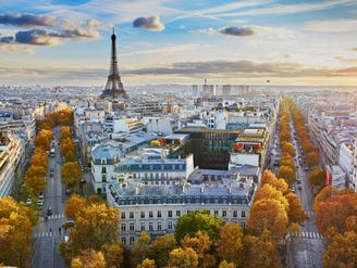 $250 to Paris? Amazing flight deals to Europe this fall