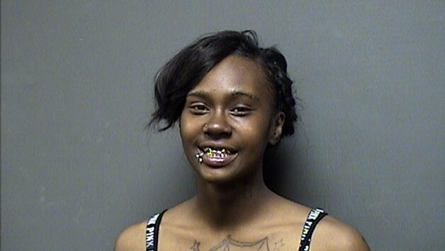 Danielle Thomas, 23, of Milwaukee, was captured on May 29. Thomas was wanted in connection with the November 13 armed robbery, according to a Facebook post on the Elm Grove Police Department page