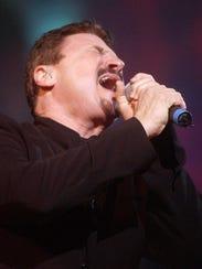 Toto singer Bobby Kimball