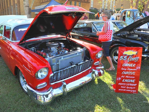 Classic Car Show Draws Thousands Of Fans To Madison - Car show jackson ms