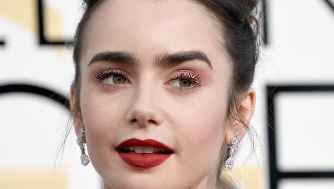 For years, Lily Collins has proved that big, bold brows are indeed beautiful.
