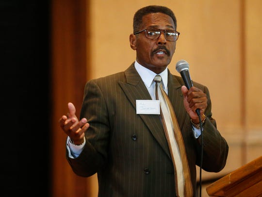 Al Jackson speaks about his plans to turn the Central