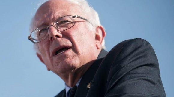 Bernie Sanders is running for president, but he isn't yet on the South Dakota primary ballot.