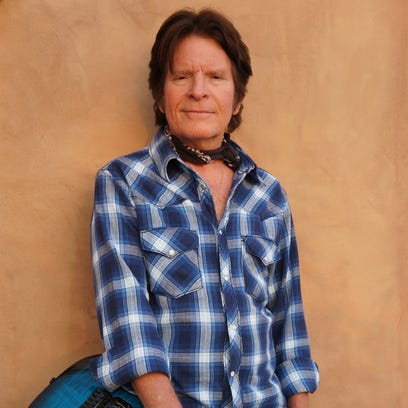 Former Creedence Clearwater Revival frontman John Fogerty