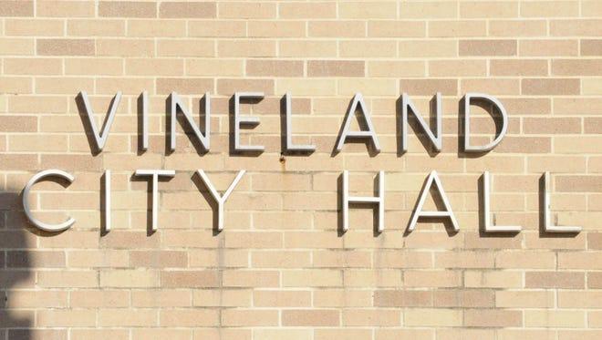 Vineland City Hall for carousel.  Staff photo/Charles J. Olson