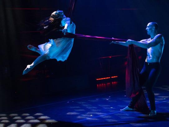Scorpius Dance Theatre's annual production of 'A Vampire